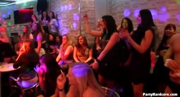 Секс вечеринка удалась на славу