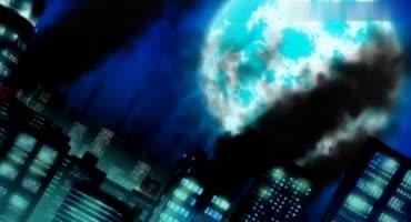 Синяя демонесса позволяет трахнуть её в самых жёстких позах