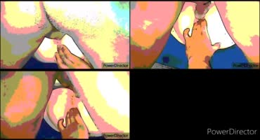 Промо ролик в виде комикса о приключениях сексвайф
