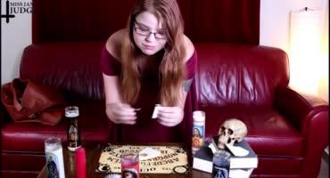 Малышке следовало быть осторожнее со своими ритуалами
