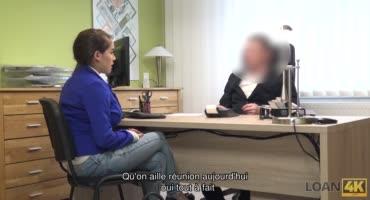 Молоденькая студентка просит препода выставить оценку