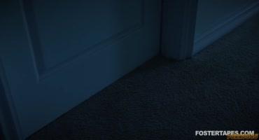 Мама с отчимом наказывают блудную дочку в кровати