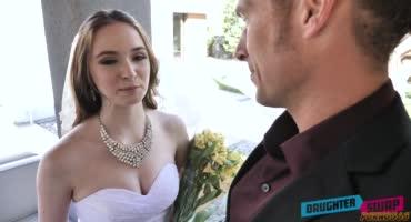 Невесты потрахались перед свадьбой со своими парнями