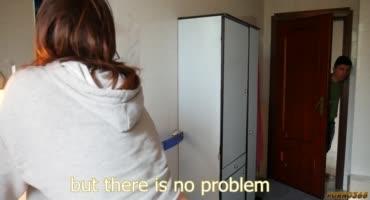 Итальянская сестренка получает трах от братца