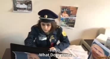 Русская парочка любит разнообразие и придумали игру для траха