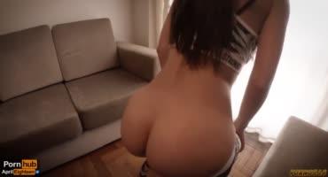 Парочка из Далласа снимает свой секс на камеру