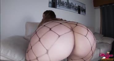 Домашнее порно с девушкой от первого лица