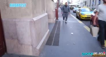 Черри Кисс получает большой фаллос в свой разработанный анал