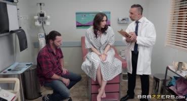 Никогда не стоит доверять врачам с большим пенисом