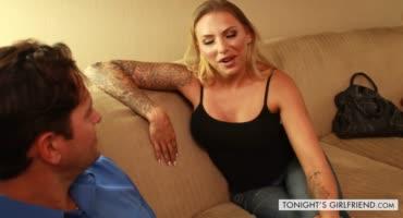 Зрелой даме предложили деньги за секс, а она просто не смогла дать отказ