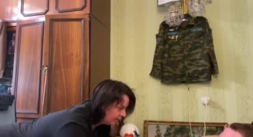 Московская проститутка сделала клиенту приятно