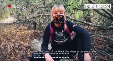Москвичка-сталкерша попала в Припять и получила маслину