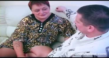 Две Московские проститутки устроили свингер тусу