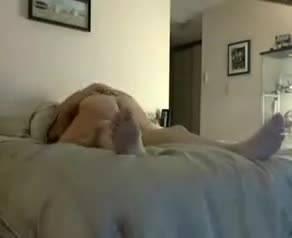 Супруги засняли собственный секс на камеру